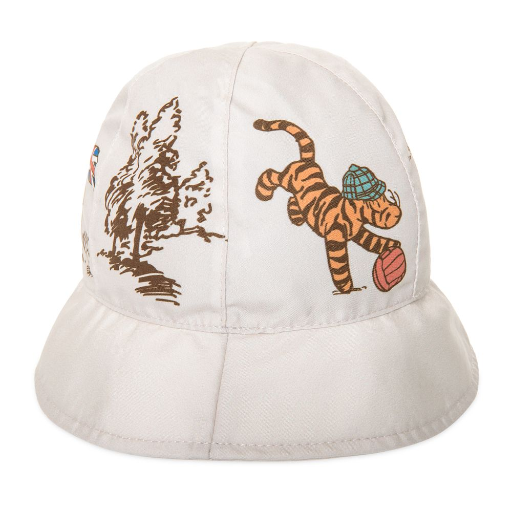 Winnie the Pooh Bucket Hat for Baby