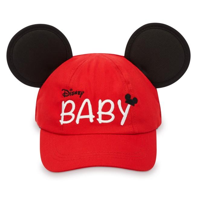 Disney Baby Ear Hat Baseball Cap for Infants