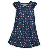 Inside Out Nightshirt for Girls