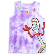 Forky Tie-Dye Tank Top for Kids – Toy Story 4