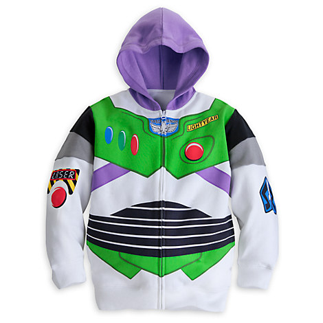 Buzz Lightyear Hoodie for Boys