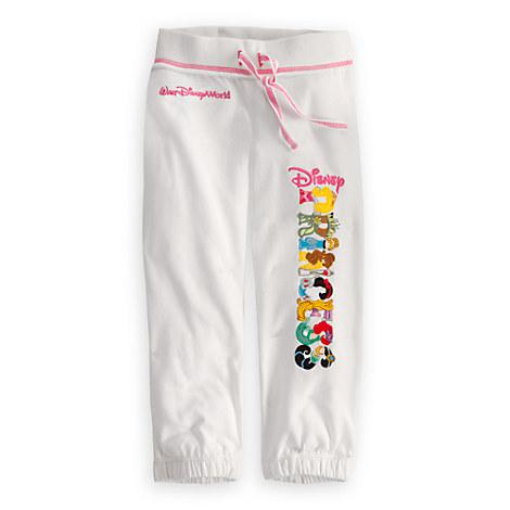 Disney Princess Letter Sweatpants for Girls - Walt Disney World
