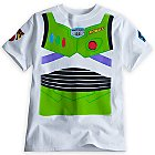 Buzz Lightyear Costume Tee for Boys