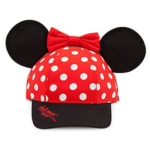Minnie Mouse Baseball Cap for Kids - Walt Disney World