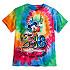 Sorcerer Mickey Mouse Tie-Dye Tee for Kids - Walt Disney World 2016