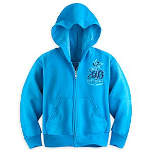 Sorcerer Mickey Mouse and Friends Hoodie for Kids - Walt Disney World 2016