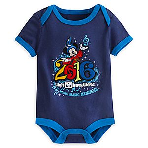 Walt Disney World 2016 Bodysuit for Baby
