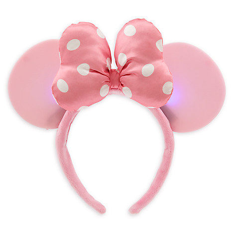 Minnie Mouse Made with Magic Ear Headband
