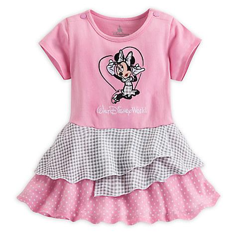 Minnie Mouse Dress Set for Baby - Walt Disney World