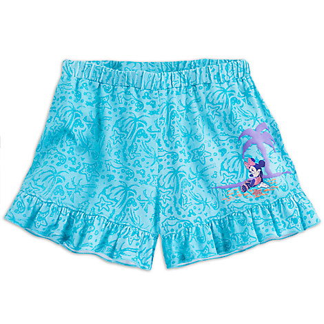 Minnie Mouse Shorts for Girls - Walt Disney World
