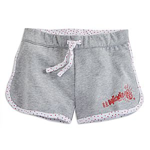 Minnie Mouse Shorts for Girls