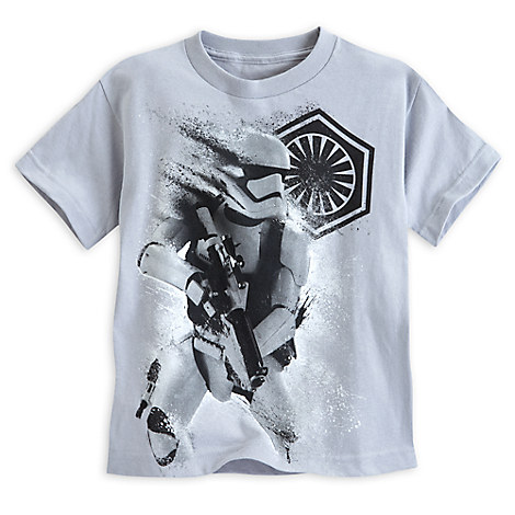 Stormtrooper Tee for Kids - Star Wars: The Force Awakens