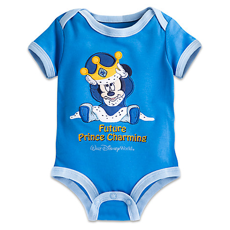 Mickey Mouse Prince Charming Bodysuit for Baby - Walt Disney World
