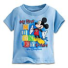 Mickey Mouse ''My First'' Tee for Baby - Walt Disney World