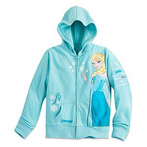 Elsa Hoodie for Girls - Disneyland
