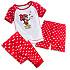 Minnie Mouse Three-Piece Pajama Set for Girls - Disneyland