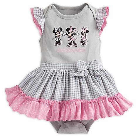 Minnie Mouse Bodysuit for Baby - Walt Disney World
