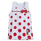 Minnie Mouse Tank Tee for Girls - Walt Disney World