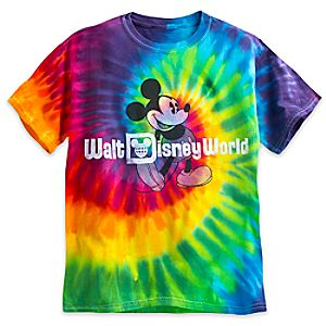Mickey Mouse Tie-Dye Tee for Boys - Walt Disney World