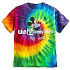 Mickey Mouse Tie-Dye Tee for Boys - Walt Disney World