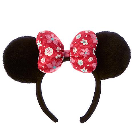 Minnie Mouse Ears Headband - Aulani, A Disney Resort & Spa