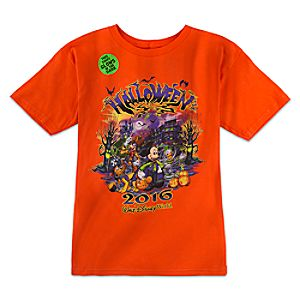 Mickey Mouse and Friends Tee for Boys - Halloween 2016 - Walt Disney World