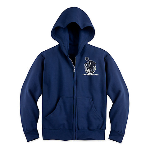 Mickey Mouse Rock 'n Roller Coaster Hoodie for Boys