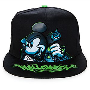 Mickey Mouse Halloween Baseball Cap for Adults