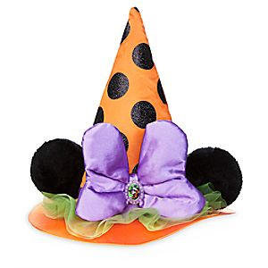 Minnie Mouse Witch Hat for Kids