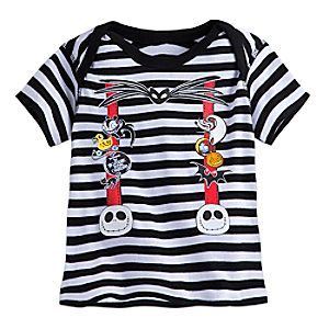 Tim Burtons The Nightmare Before Christmas Tee for Baby