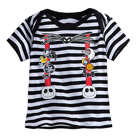 Tim Burton's The Nightmare Before Christmas Tee for Baby