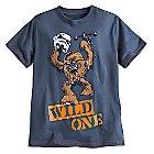 Chewbacca ''Wild One'' Tee for Boys - Star Wars