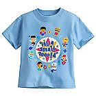 ''it's a small world'' Tee for Toddlers