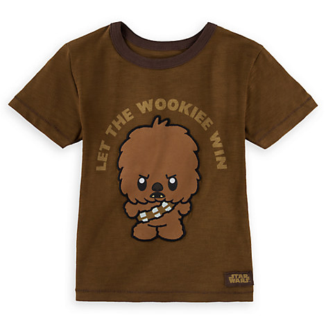 Chewbacca Tee for Boys - Star Wars