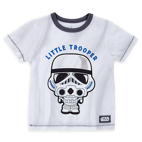 Stormtrooper Tee for Boys - Star Wars