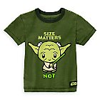 Yoda Tee for Boys - Star Wars