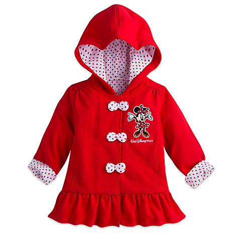 Minnie Mouse Hooded Jacket for Baby - Walt Disney World