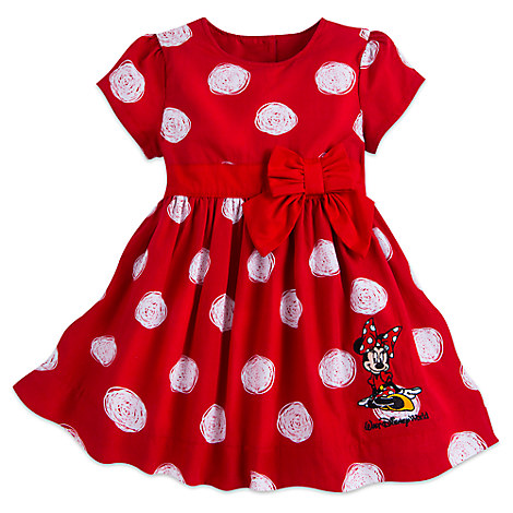 Minnie Mouse Polka Dot Dress for Baby - Walt Disney World