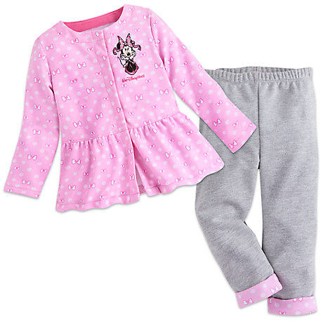 Minnie Mouse Jacket and Pant Set for Baby - Walt Disney World