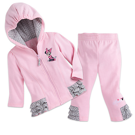 Minnie Mouse Track Suit for Baby - Walt Disney World