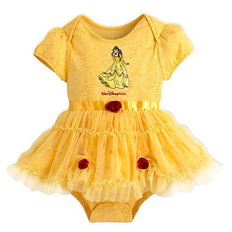 Belle Costume Bodysuit for Baby - Walt Disney World