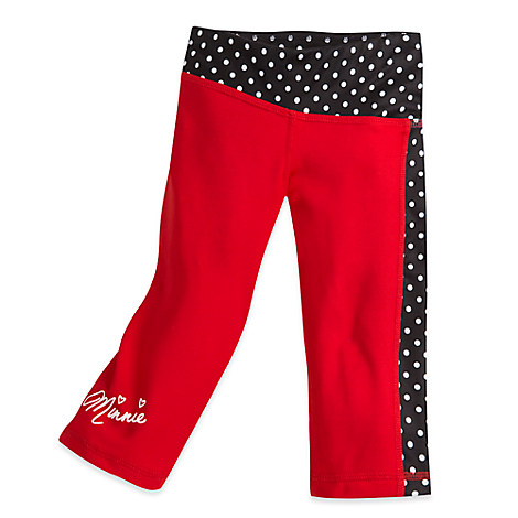 Minnie Mouse Capri Pants for Girls