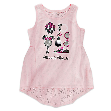 Minnie Mouse Icon Top for Girls - Walt Disney World
