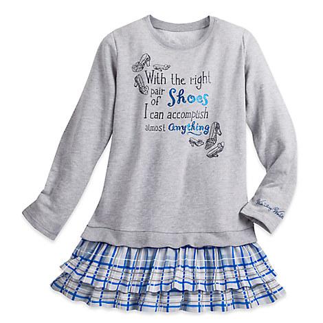 Walt Disney World Shirt Dress for Girls
