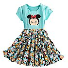 Minnie Mouse and Friends ''Tsum Tsum'' Dress for Girls