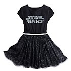 Star Wars Logo Dress for Girls