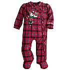 Minnie Mouse Holiday Coverall for Baby - Walt Disney World