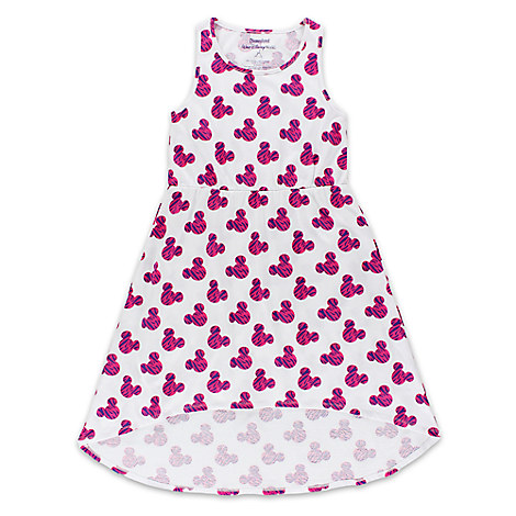 Mickey Mouse Icon Jersey Dress for Girls - Disney's Animal Kingdom