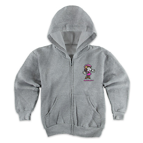 Minnie Mouse Hoodie for Girls - Pirates of the Caribbean - Walt Disney World