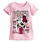 Minnie Mouse Disney's Hollywood Studios Tee for Girls
